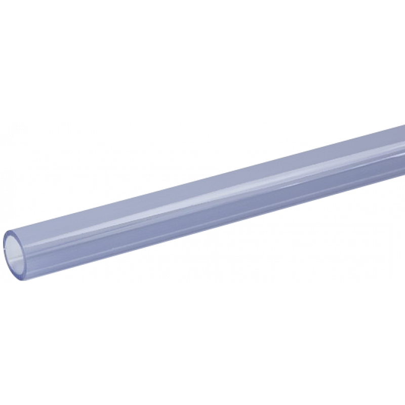 transparent stock transparent pipe clear pvc #117202602