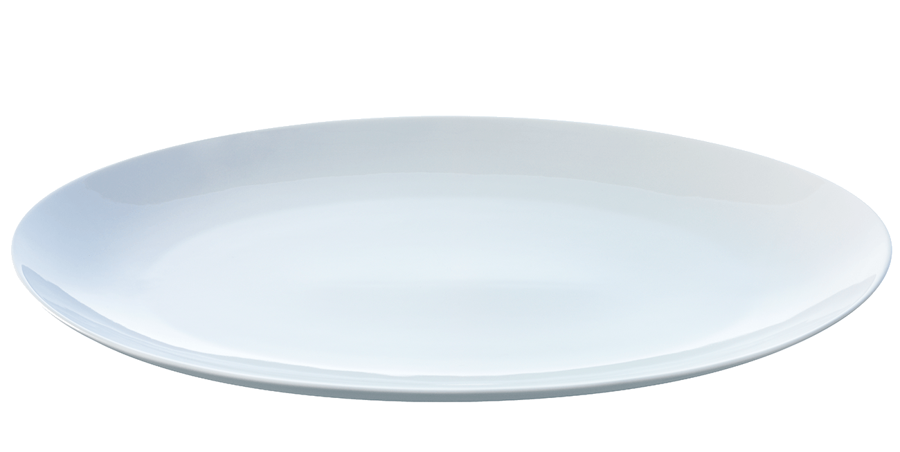 download Empty flat png stickpng. Transparent plate