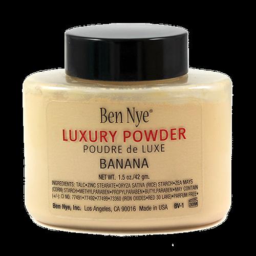 svg download Ben Nye Luxury Visage Powder