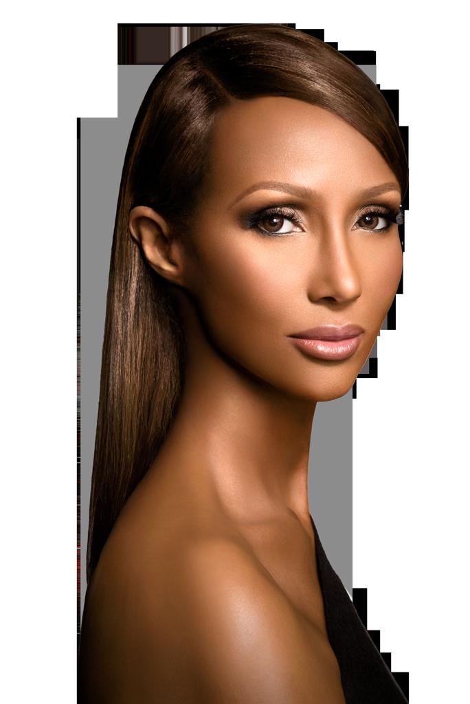 clip stock IMAN Cosmetics