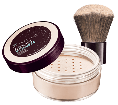 black and white stock All About Face Powders