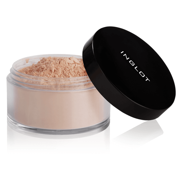 graphic black and white stock Inglot Cosmetics Ireland Loose Powder