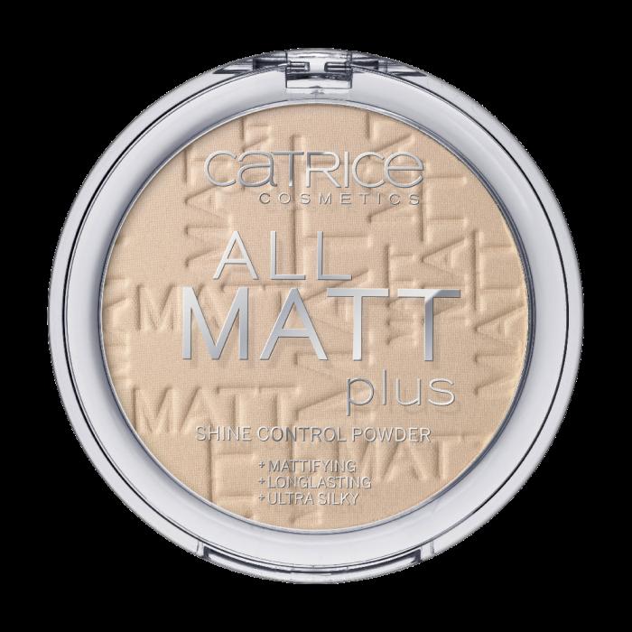 svg library All Matt Plus Shine Control Powder
