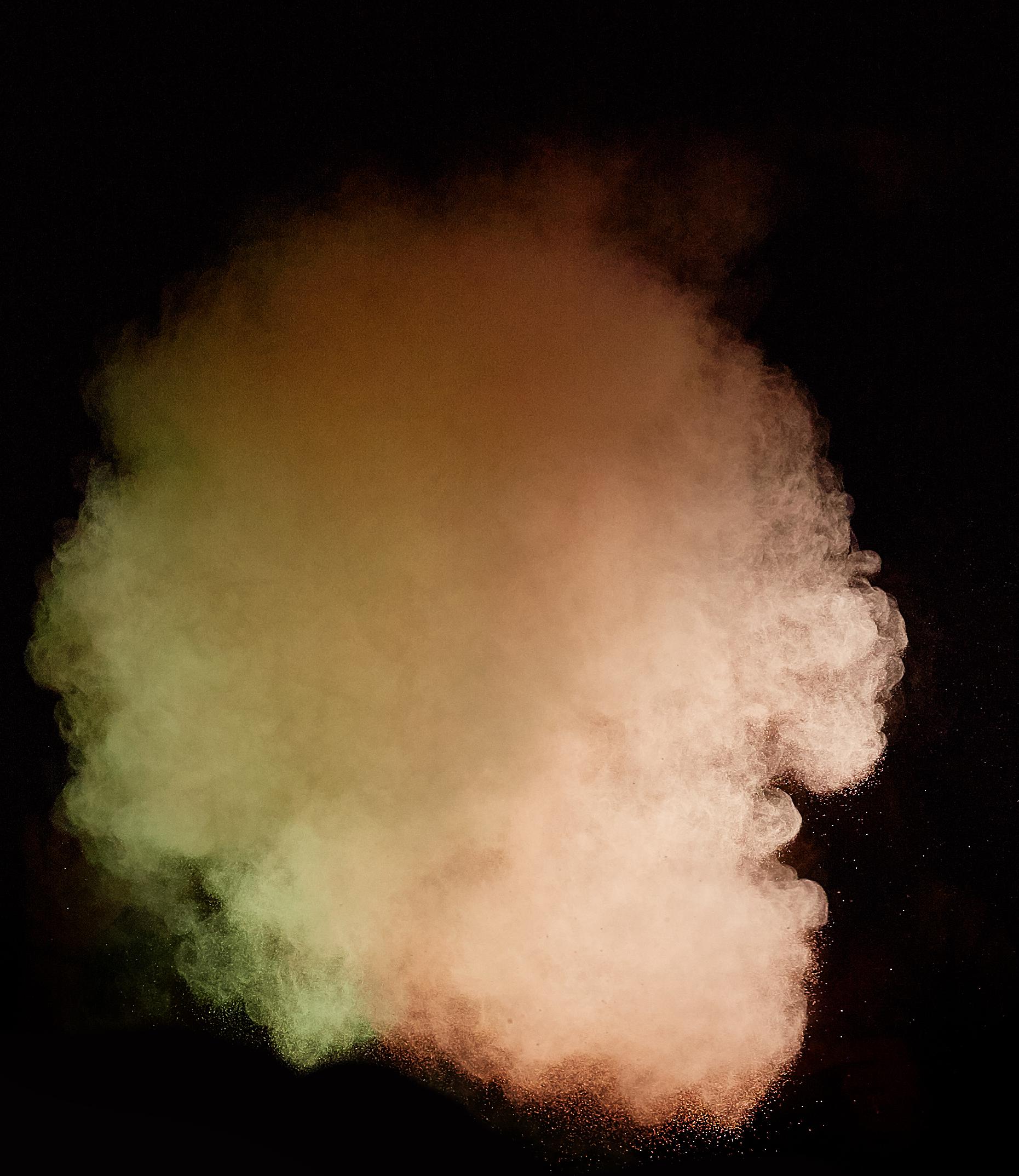 clip transparent download Smoke Haze Powder