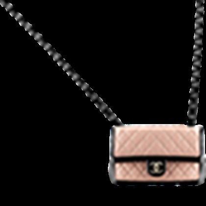 clip transparent stock purse test