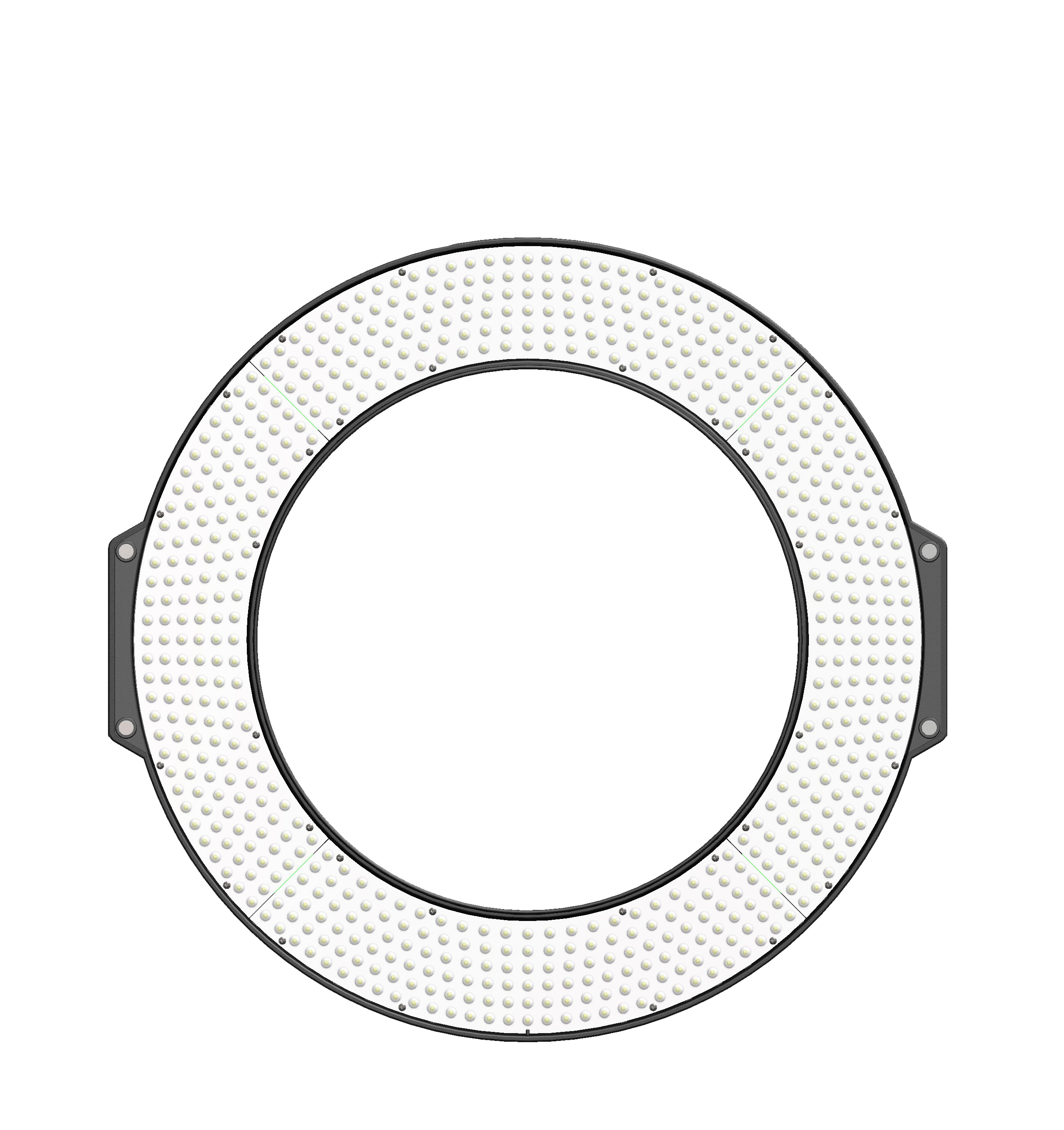 png black and white library F v r s. Transparent ring light