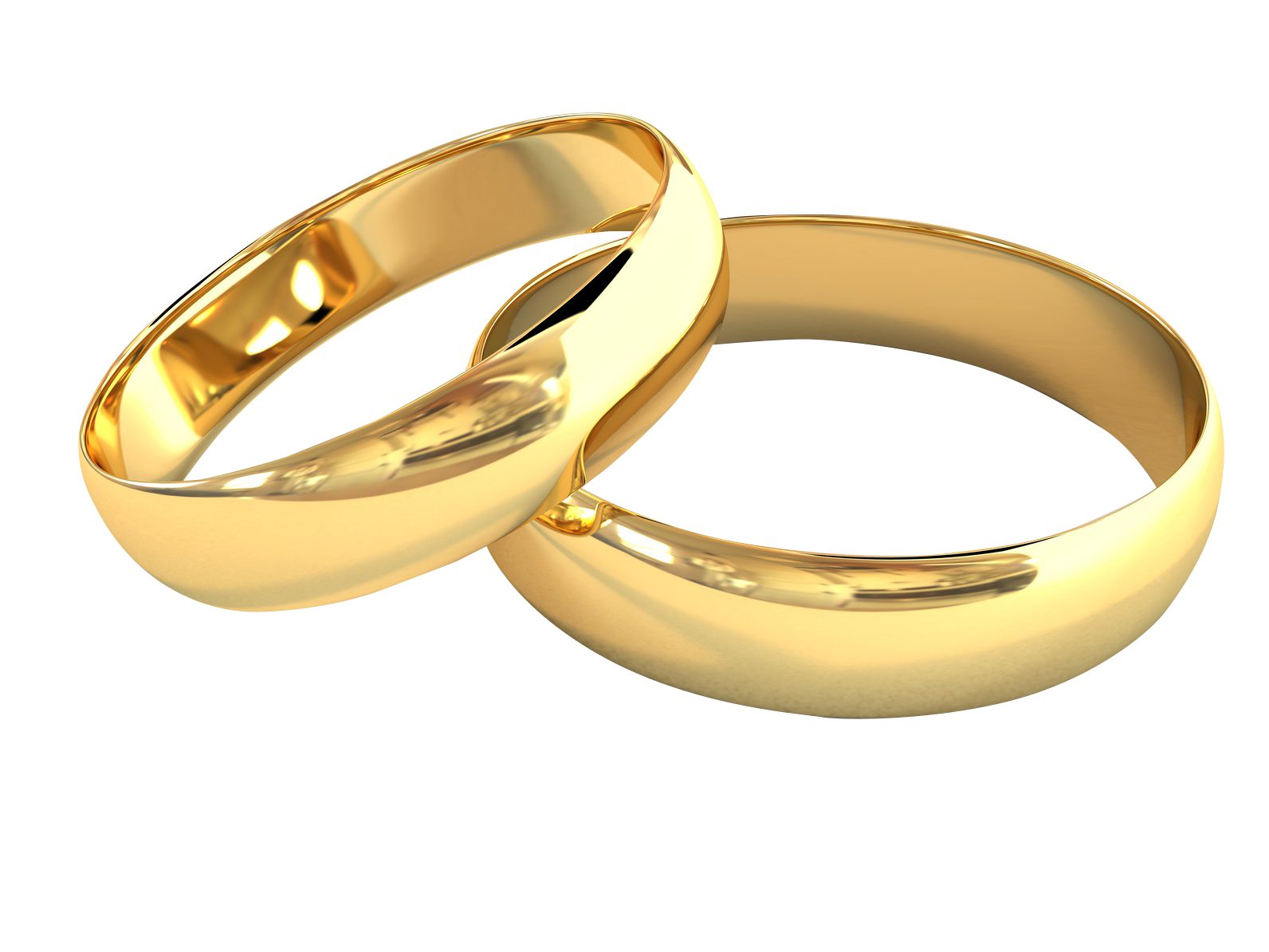 banner black and white library Transparent ring linked. Wedding rings png picture