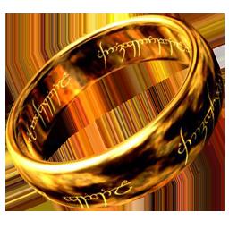 vector transparent stock transparent ring lotr #106406109