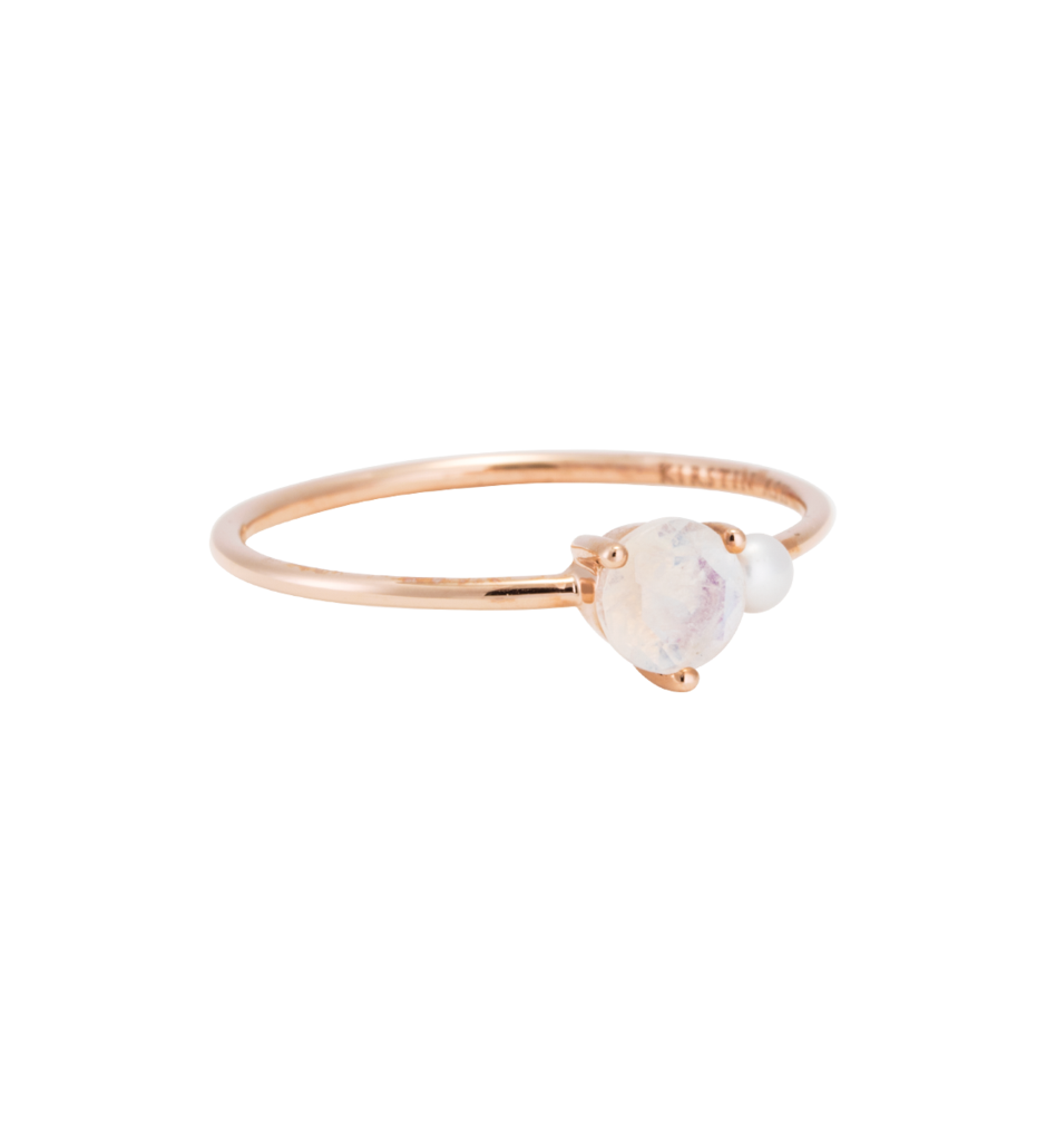 png freeuse stock MOONSTONE PEARL RING
