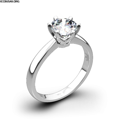 picture download simple rose gold solitaire engagement rings