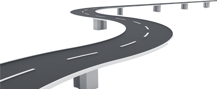 banner free Road PNG images