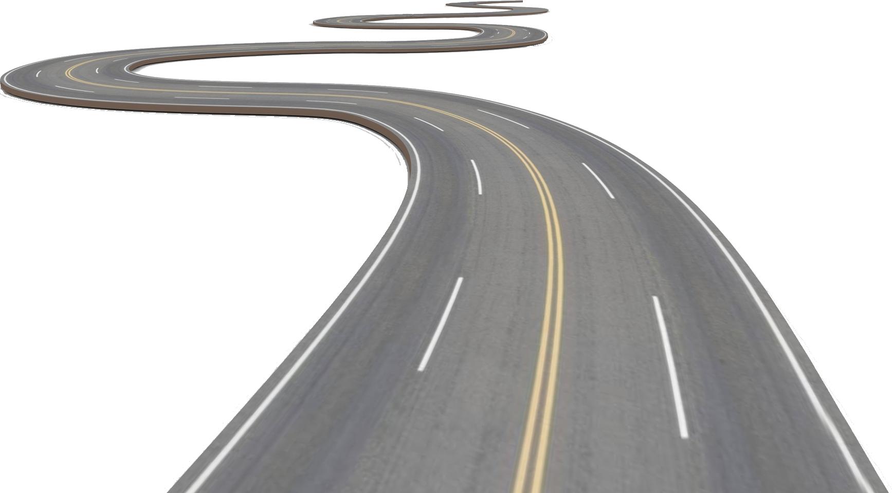 image stock Winding Road