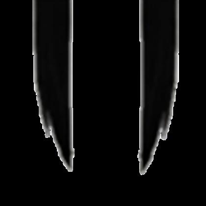 jpg black and white stock Black Hair Extensions Transparent