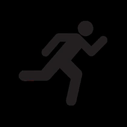 clipart transparent download running