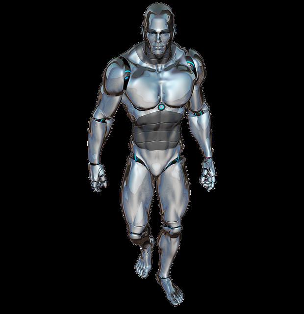 royalty free stock Robot PNG Image