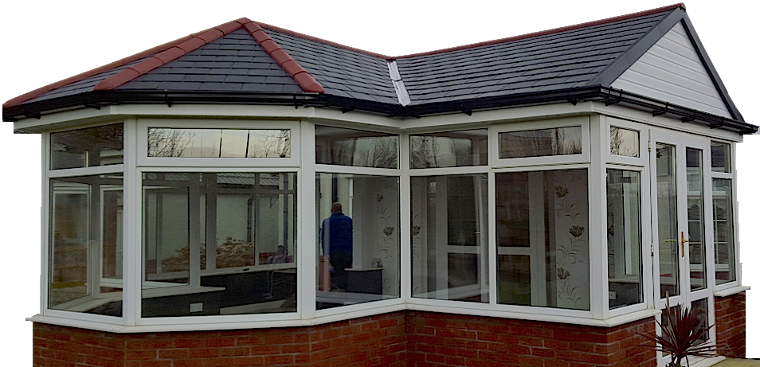 image free stock Conservatory Solid Roofs