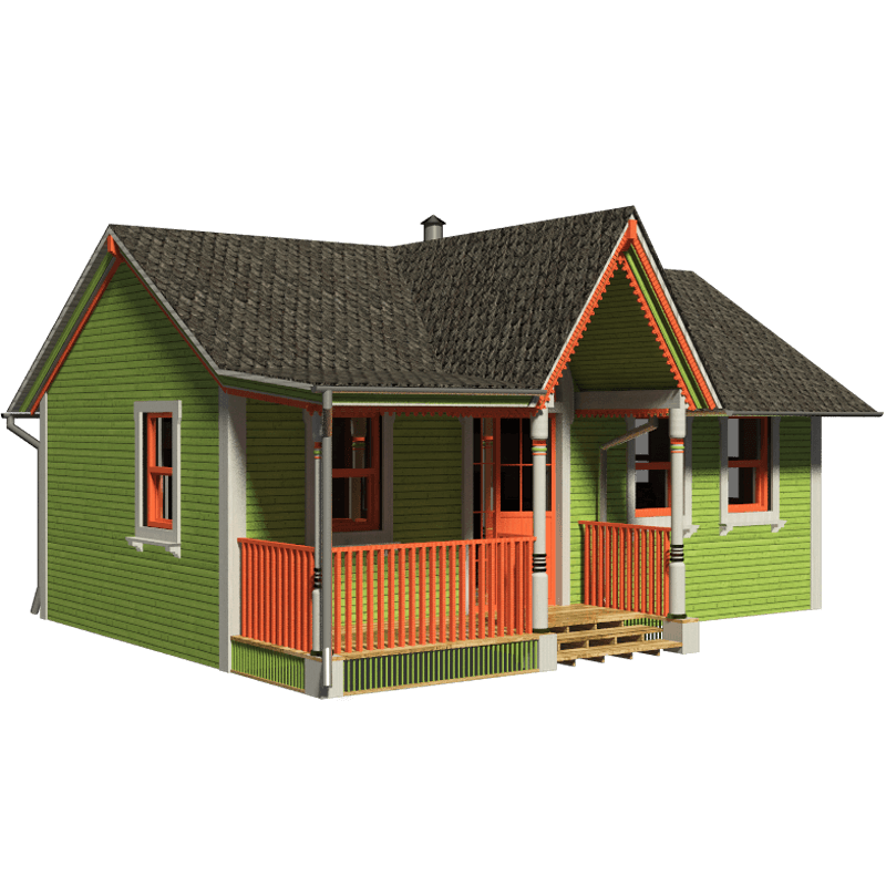 svg freeuse library Victorian Small House Plans
