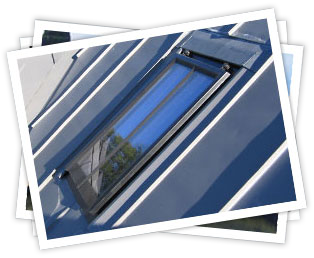 clipart freeuse stock Zinc Roofing