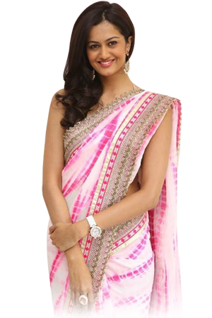 banner black and white download Transparent saris. Art of saree designing.