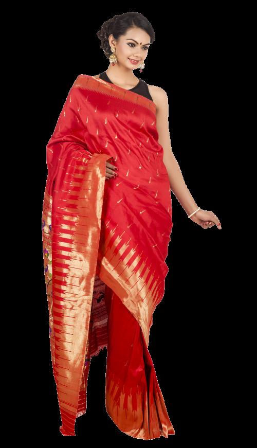 clip royalty free library Transparent saris. Wedding saree png image.