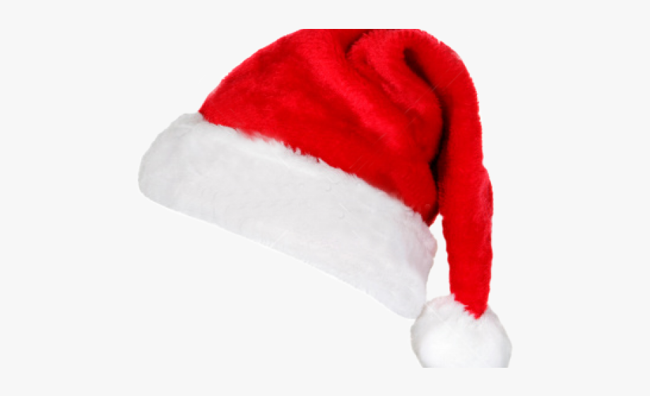clipart freeuse download Drawn santa hat background. Beanie transparent christmas