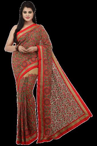 banner free download Buy JASHN Womens Georgette Saree Online