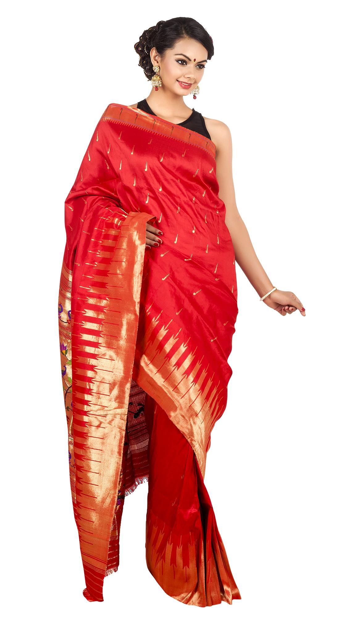 clip art library stock Wedding Saree Model PNG Transparent