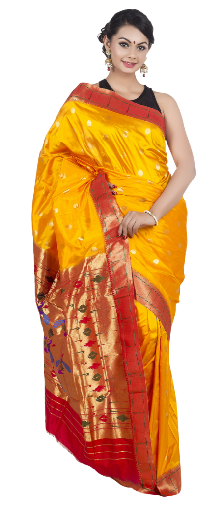 graphic black and white stock Wedding Saree PNG Transparent Image X