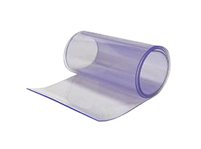 black and white plastic sheet rolls