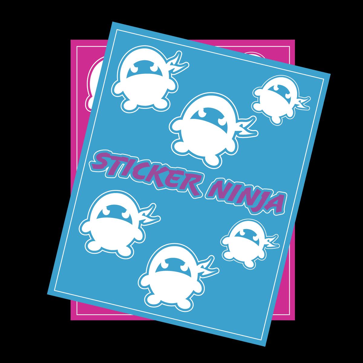 clipart free download Sticker Ninja