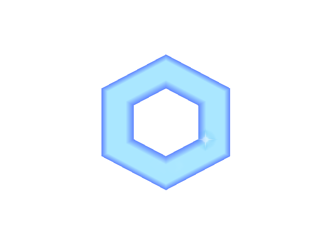 banner royalty free stock Anyone know where to find a picture of the shine hexagon