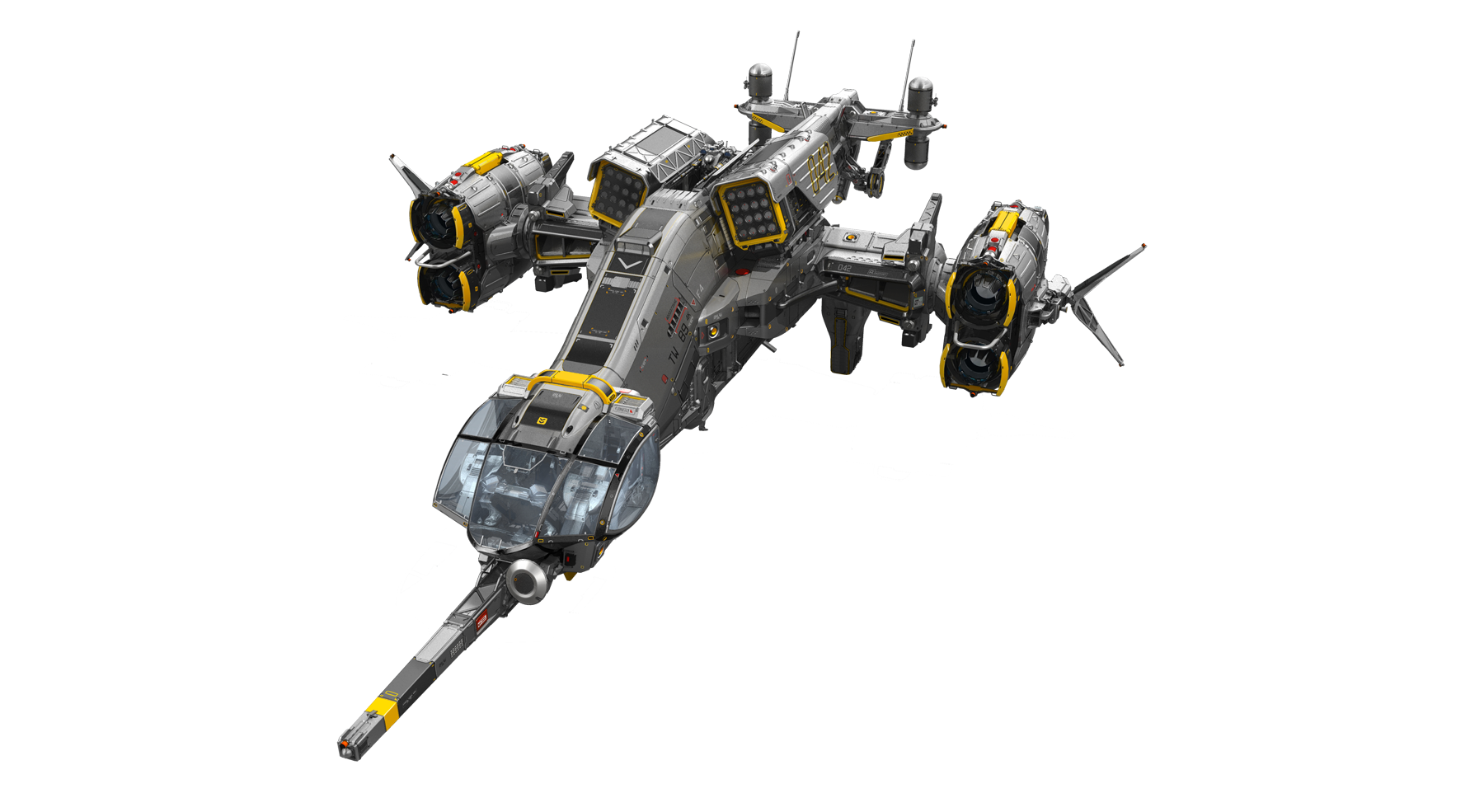 jpg library download transparent ship futuristic #106539289