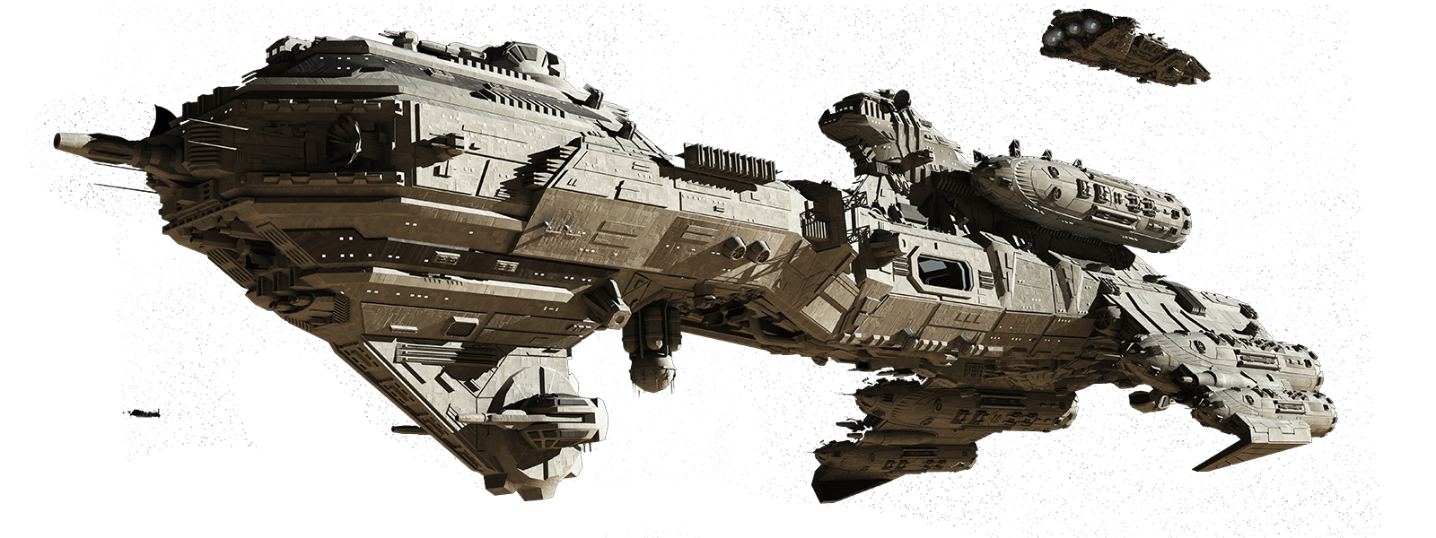 image Sci fi ship png