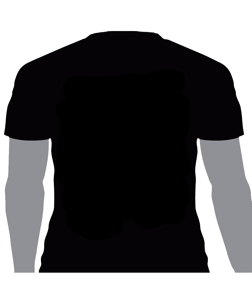 vector black and white stock transparent shirts translucent #106548862