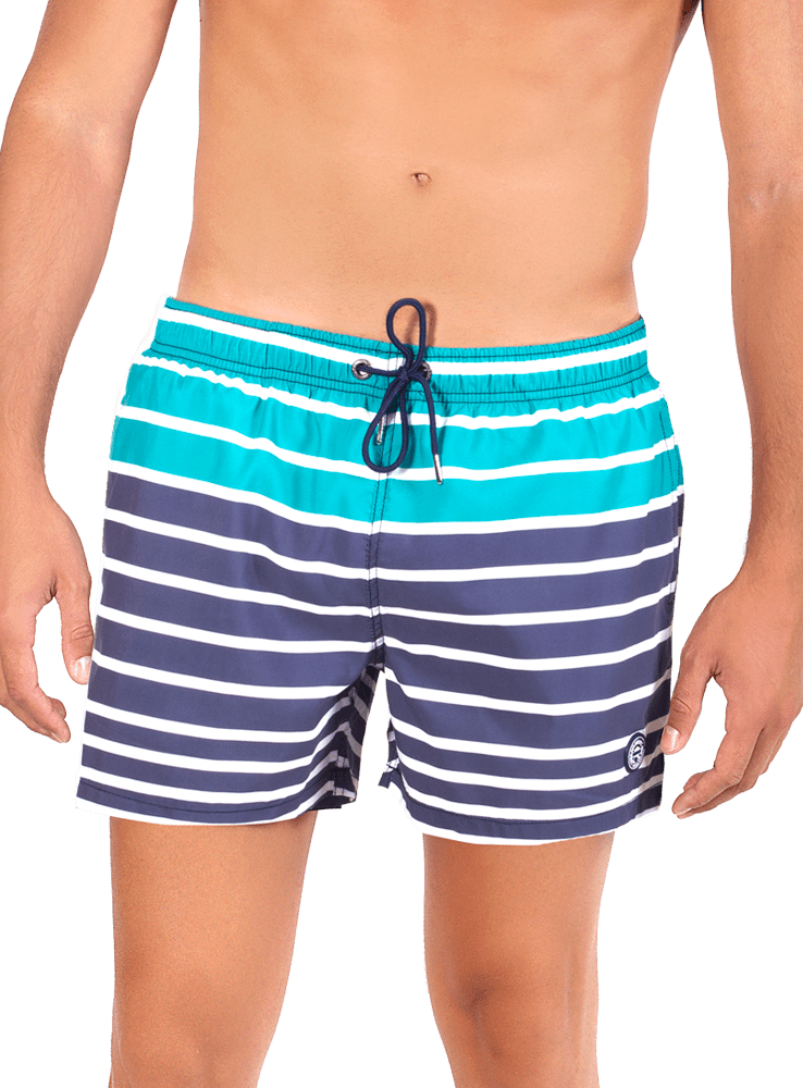 jpg free library Green Calo Swim Shorts