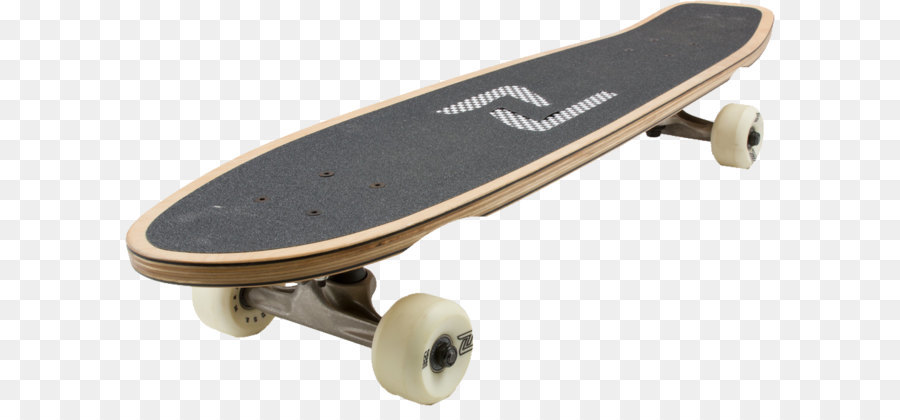jpg royalty free library Transparent skateboard. Longboard png download free.