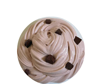 svg library Chocolate Chip Cookie Dough Butter Slime