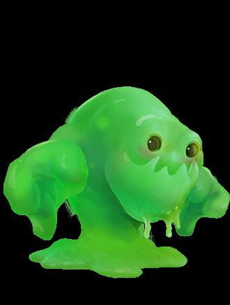 clip freeuse Master Slime