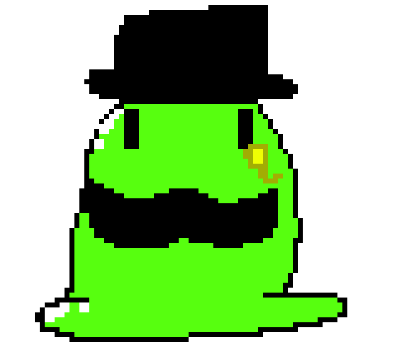 graphic free fancy slime c
