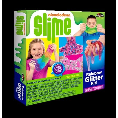 banner free stock Nickelodeon Licensed Cra Z Art Rainbow Glitter Box Set