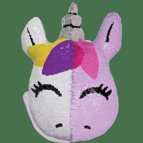 clip art library stock Unicorn Reversible Sequin Pillow
