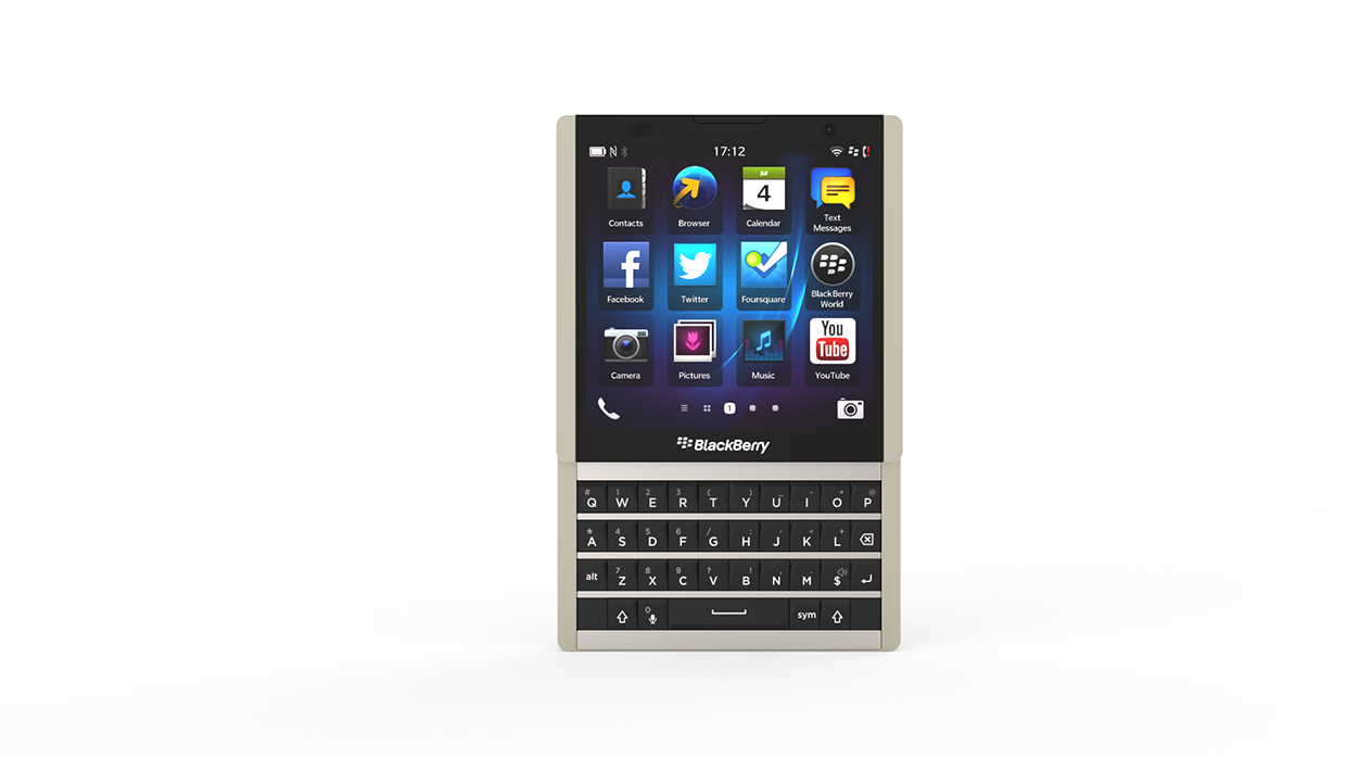 image royalty free stock BlackBerry L concept