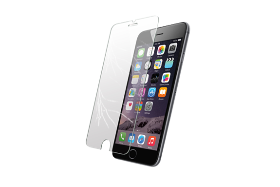 free library transparent smartphone full glass #106603377