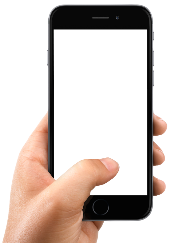 jpg royalty free stock Hand Holding Smartphone PNG Image