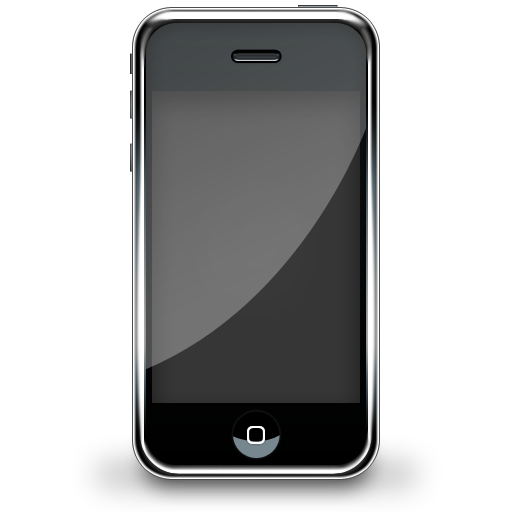 svg black and white library Smartphone PNG Images Transparent Free Download