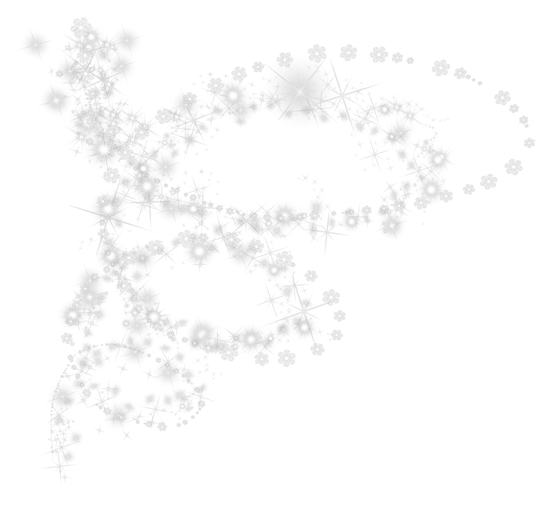 picture black and white library Snowflake border clipart transparent background. Png images pictures becuo