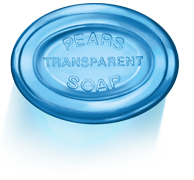 banner royalty free library transparent soap pear #117402939