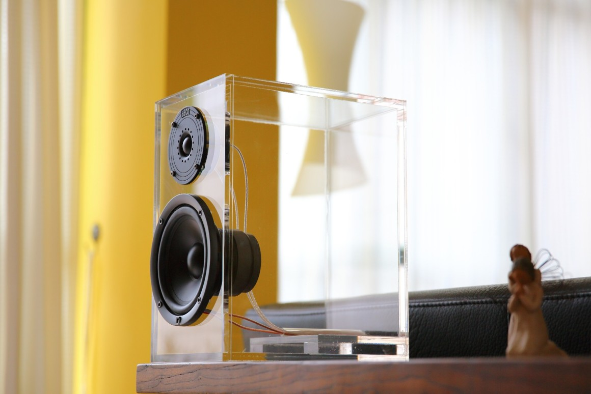 vector transparent stock Speaker leverages old school. Transparent speakers