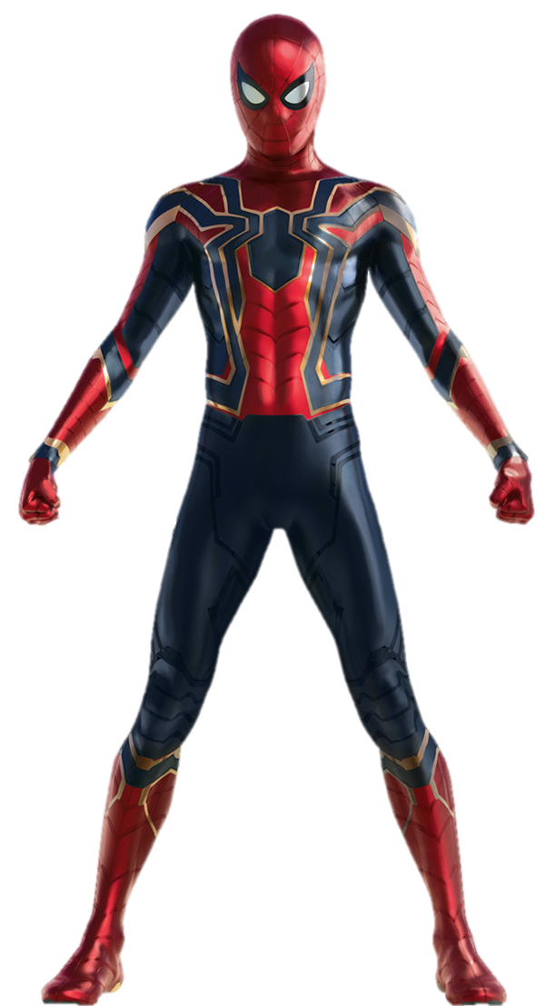 picture free download Spiderman Avengers Infinity War PNG by Gasa