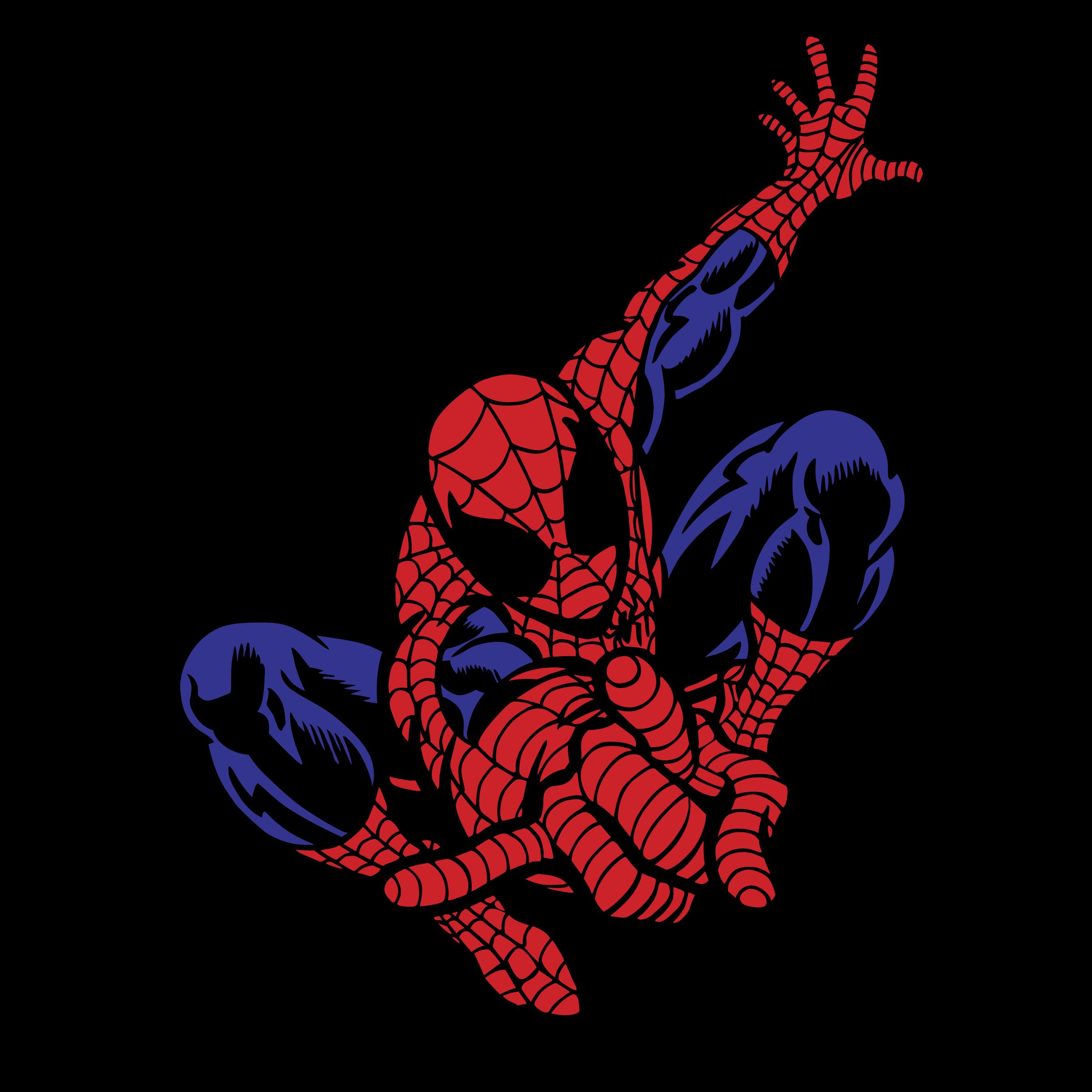 jpg freeuse Spider Man Logo PNG Transparent